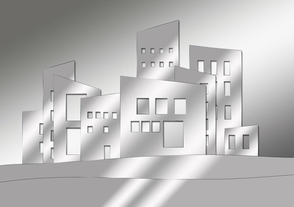 dom z gotowych elementów prefabrykowanych